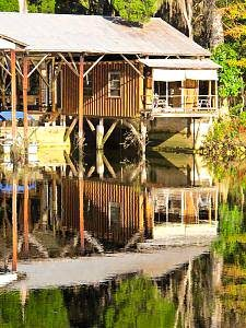 Inglis Real Estate on the Withlacoochee River