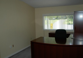 Large Office Off of Lobby